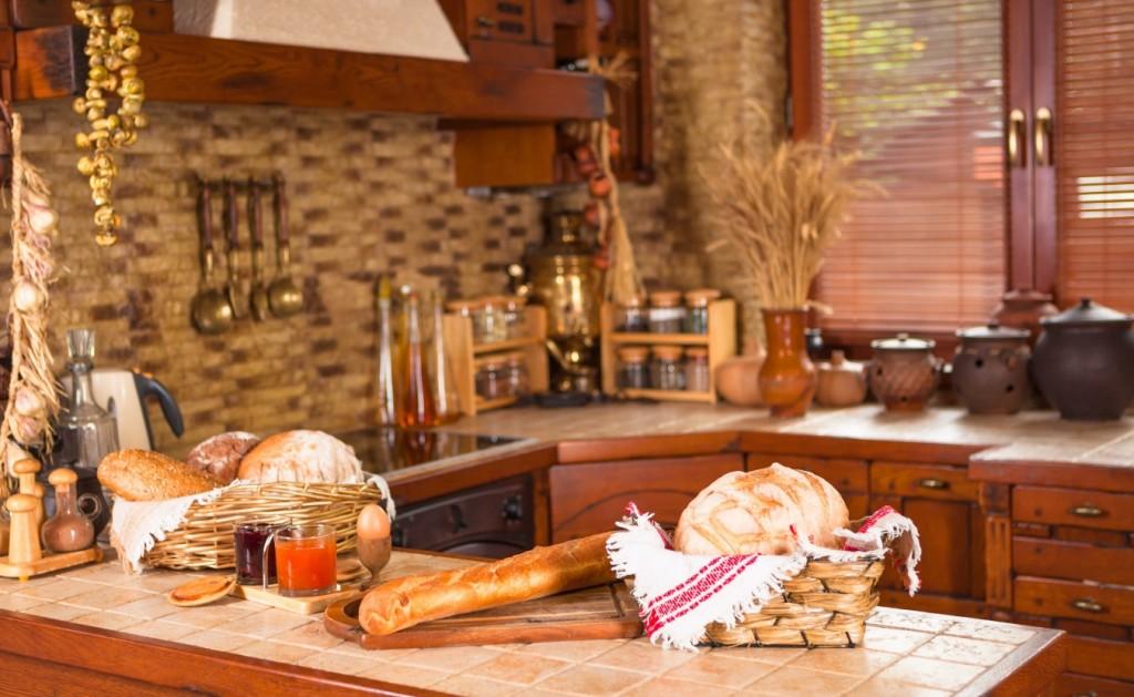 Cтиль кантри в кухонном интерьере – какой он?