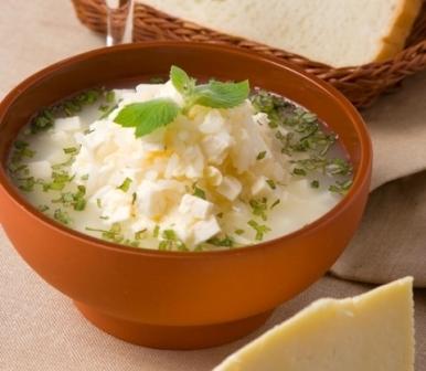 Как сделать суп из сыра