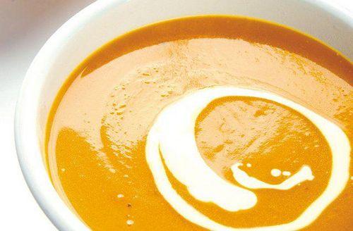 суп из тыквы со сливками от юлии высоцкой