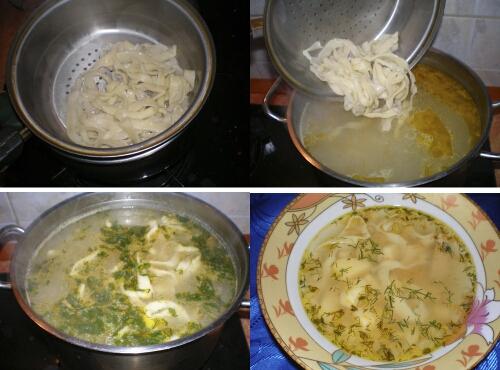 Как приготовить лапшу с курицей пошаговый рецепт с