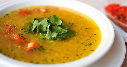 Необычные супы из обычных продуктов