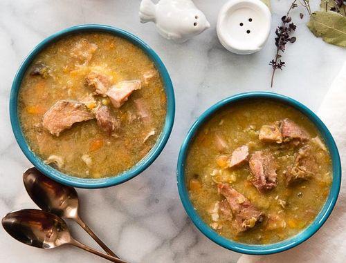 Гороховый суп в скороварке рецепты с пошагово