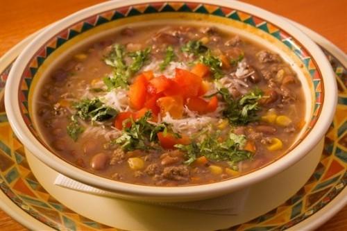 интересные супы рецепты