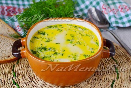из в Рецепты ванночках сыра плавленного