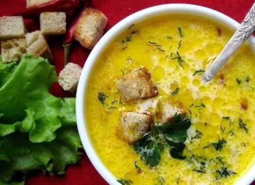 Сырный суп с курицей рецепт пошагово поваренок