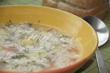 рецепт супа кудряш с фото