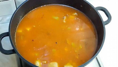 Суп с венгерский рецепт пошагово
