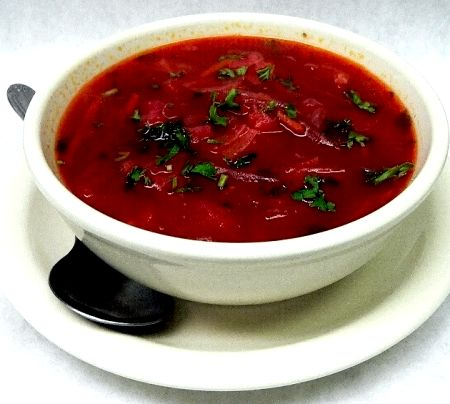 борщ рецепт классический с мясом говядины с фото пошагово