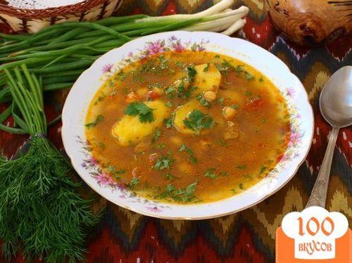 рецепт супа из свежей говядины