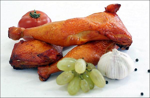 копчение курицы в коптильне рецепт