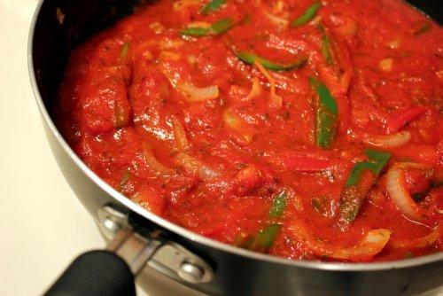 подливка из курицы рецепт с фото с томатной пастой