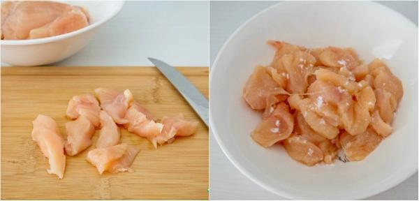 Как сделать наггетсы из куриного филе