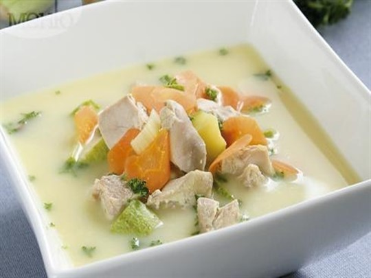 Рецепты куриных супов для похудения