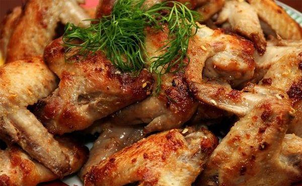 Рецепт шашлика с курки