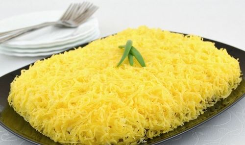Пошаговый фото-рецепт салата «Мужские грезы»: побалуйте себя и свою половинку!