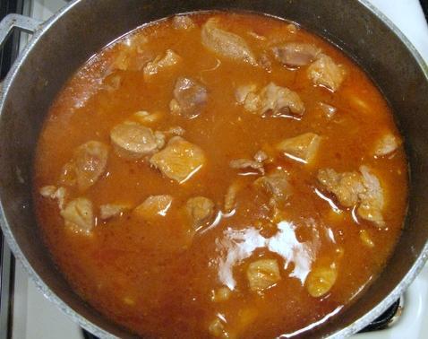 Подлива из свинины пошаговый рецепт с