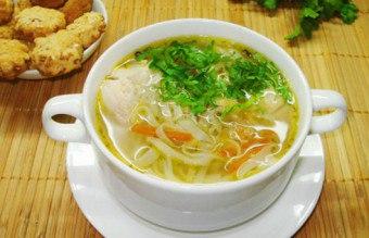 за счет чего супы приобретают вкус и аромат