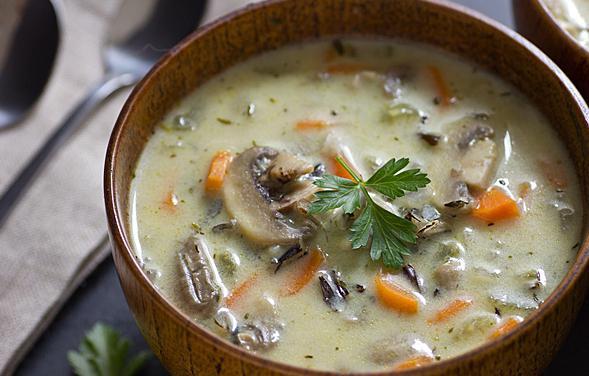 грибной суп из замороженных грибов рецепт с фото с вермишелью пошагово
