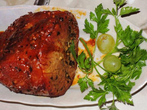Блюда на второе простые рецепты из мяса