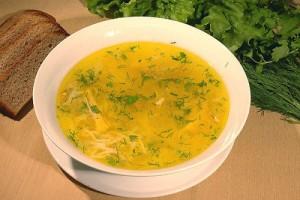 куриный суп рецепт с картофелем