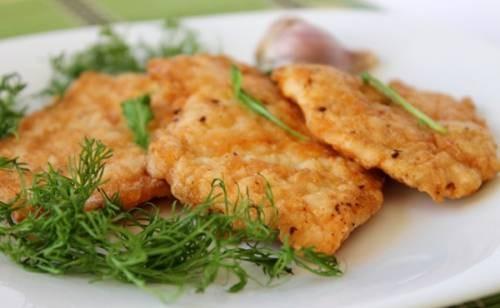 Рецепт отбивных из филе курицы