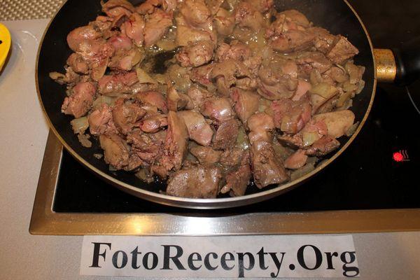 Куриная печень как готовить рецепты с фото