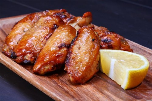 Рецепт приготовления куриных крылышек