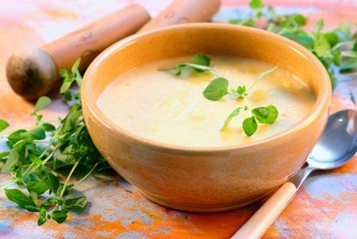 суп пюре который мржно есть как соус