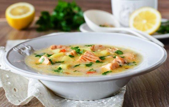Рецепт сырного супа из плавленного сыра простого