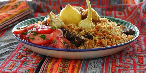 классический узбекский плов рецепт с фото пошагово
