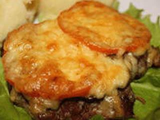отбивные из свинины с сыром на сковороде рецепт с фото