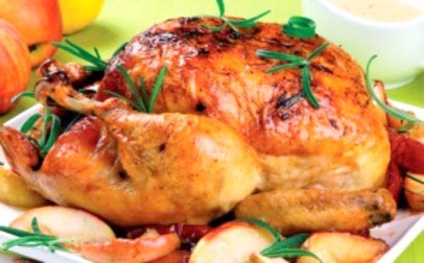Запечь курицу в электрической духовке целиком рецепт