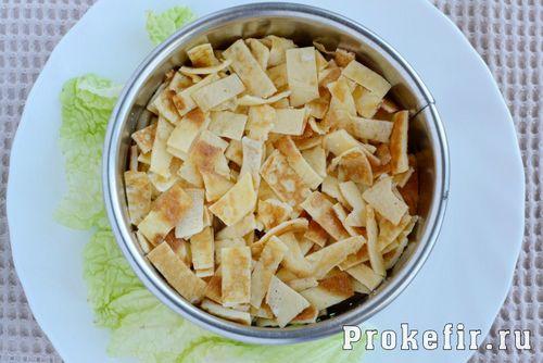 Как сделать салат слоями фото 633