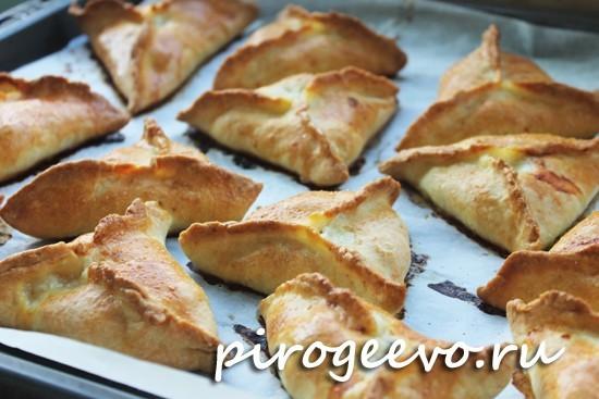 Бездрожжевое тесто для самсы рецепт с пошагово