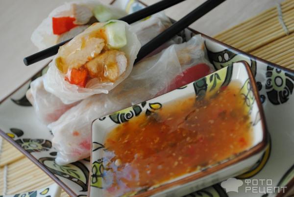 Как приготовить ролл с салатом
