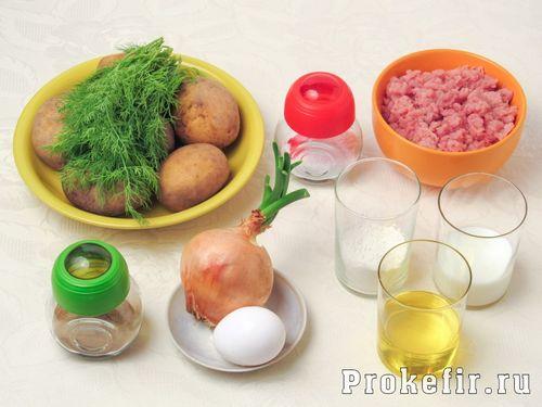 драники из картошки рецепт с фото пошагово с фаршем