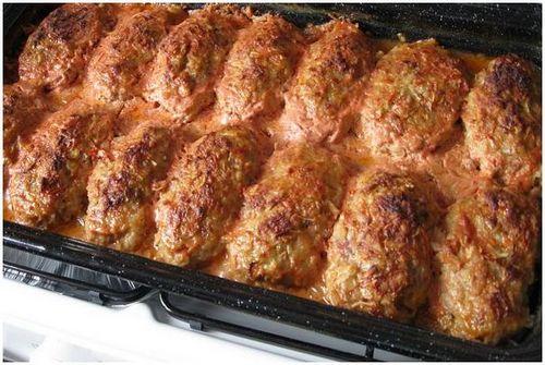 Самые вкусные ленивые голубцы рецепт с пошагово в духовке
