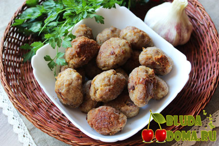 Как приготовить гречаники с фаршем пошаговый рецепт