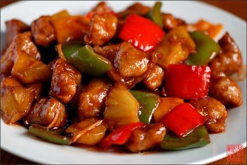 Блюда из говядины с соевым соусом