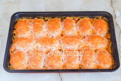 Ленивые голубцы в духовке рецепт пошагово на сковороде