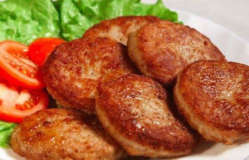 Сочные куриные котлеты из фарша рецепт с пошагово