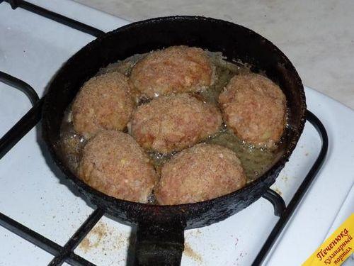 Вкусные жареные котлеты на сковороде рецепт 60
