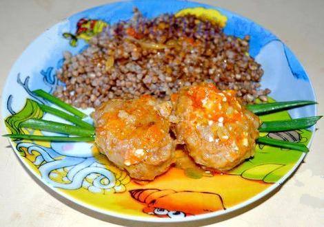 Горячие блюда из мясного фарша - рецепты