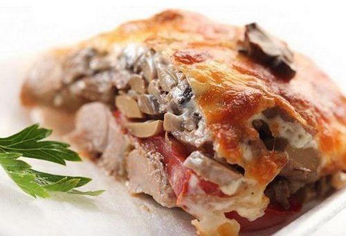 Свинина по купечески рецепт с пошагово
