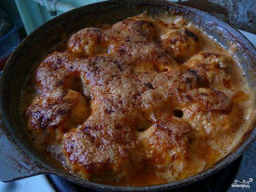 Тефтели с картофелем пошаговый рецепт с