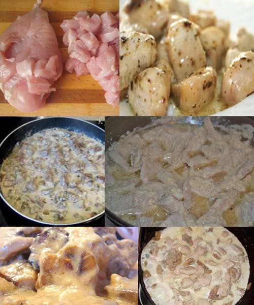 Как сделать подлив с мясом к макаронам видео