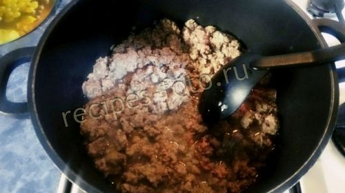 Как сделать фарш для тефтелей из говядины