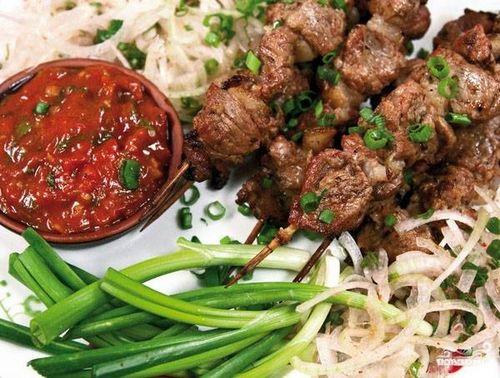 Минске производителям необычное блюдо из говядины карте