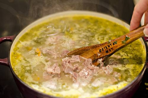 Как приготовить щавелевый суп с мясом рецепт пошагово