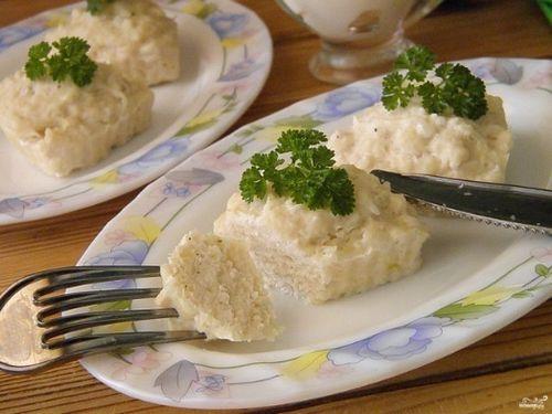 рецепты суфле из круп